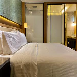 威斯汀WESTIN酒店双人床