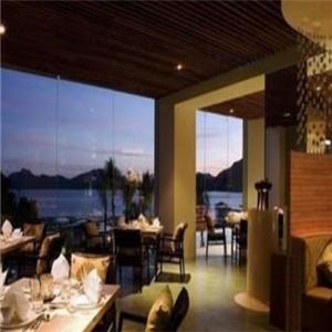 威斯汀WESTIN酒店餐厅