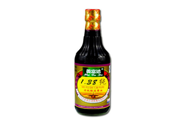 美富达酱油加盟