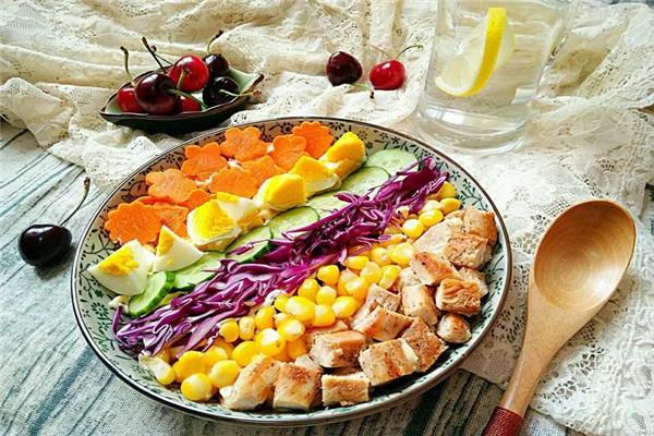 柚色輕食沙拉加盟