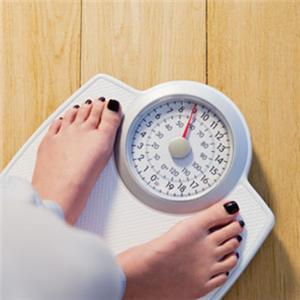 潮星美體體重