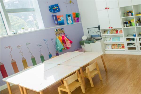 银座幼教教室