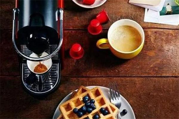 奈斯派索咖啡甜品