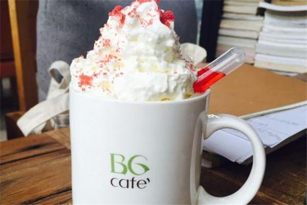 BG野兽花园咖啡t好吃