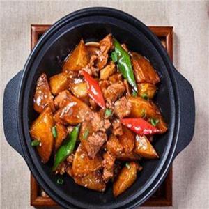 福萊記黃燜雞米飯特色
