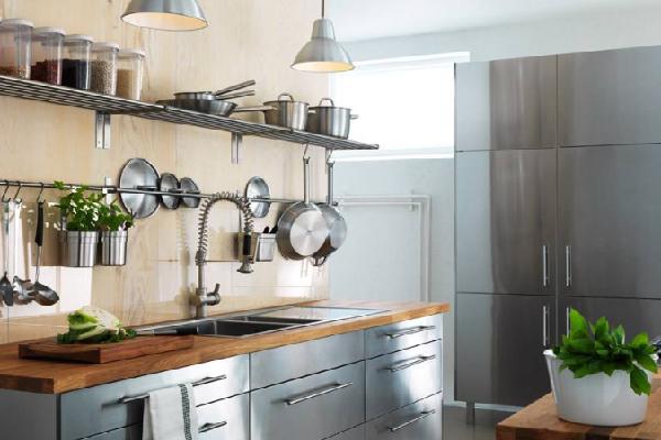 慧當家-不銹鋼智能櫥柜廚房