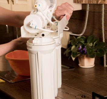乐饮橱柜净水器滤芯