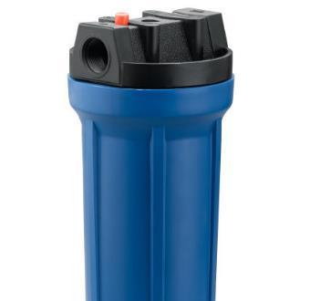 乐饮橱柜净水器蓝色滤芯