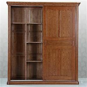 爱多特衣柜实木