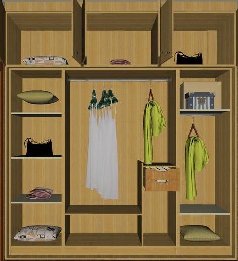 艾菲丽舍衣柜加盟