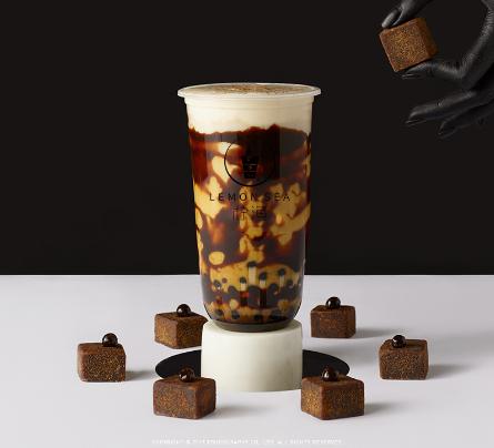 柠海奶茶巧克力