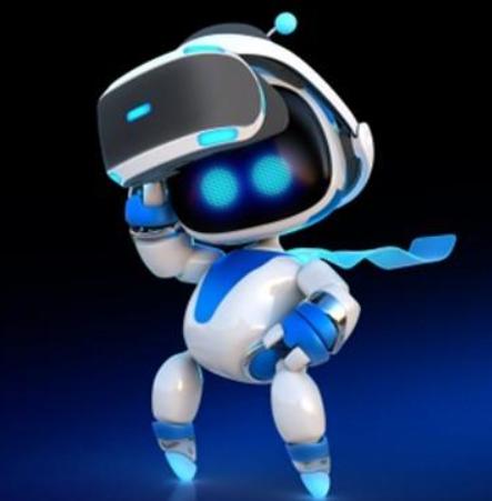 第二宇宙真人机器人炫