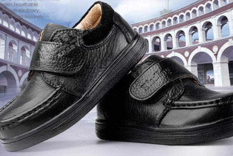 雷司令手工童鞋黑色