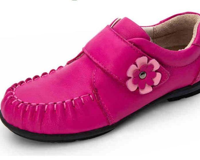 雷司令手工童鞋粉色