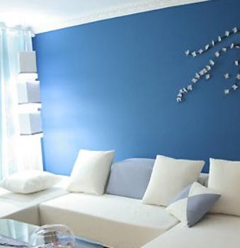 邦希涂料藍色