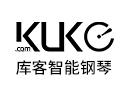 库客智能钢琴品牌logo