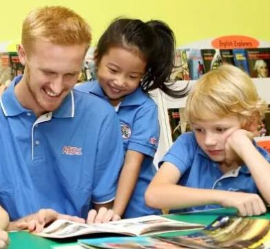 州果国际少儿英语课程学习