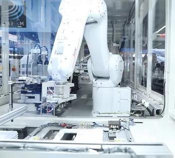 莘迪机器人科创中心研发室