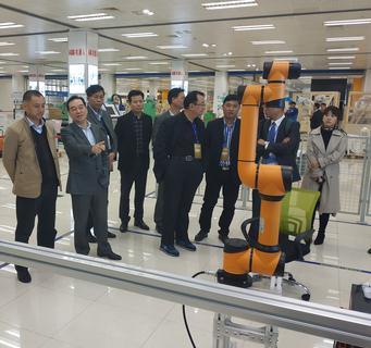 莘迪机器人科创中心展览