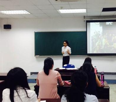 中豪外国语培训学校加盟