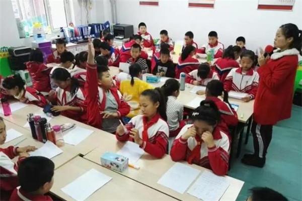 悦学堂教育教室学习
