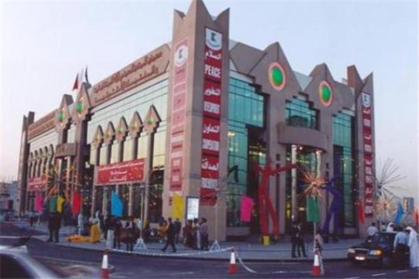 阿联酋小家电采购批发中心商场