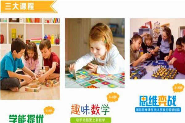 雨萌儿童教育三大课程