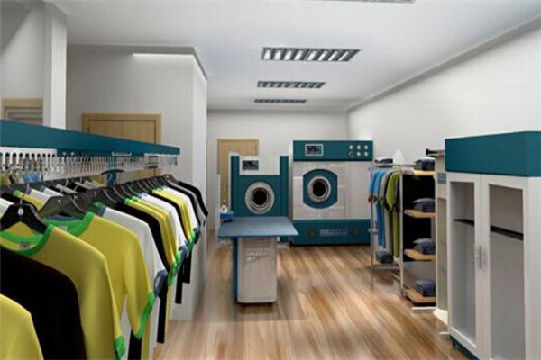 洗衣店加盟連鎖排行