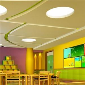 英国牛津国际幼儿园设计