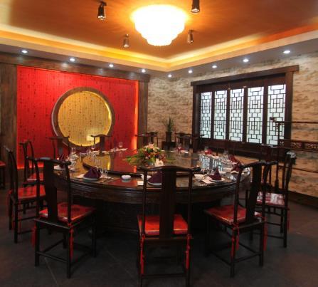 东坡大酒店中式风格