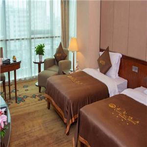 东莞长安酒店高级双人房