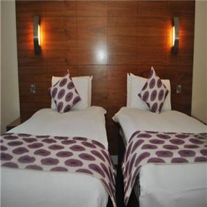 普雷斯顿酒店双人房