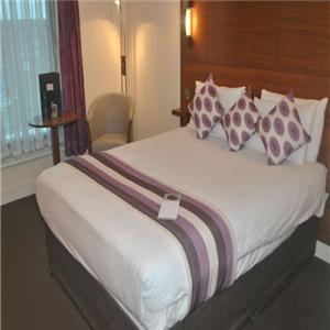 普雷斯顿酒店豪华套房