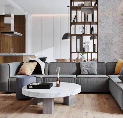 百家安装饰客厅