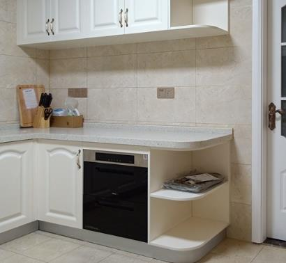 百家安装饰厨房