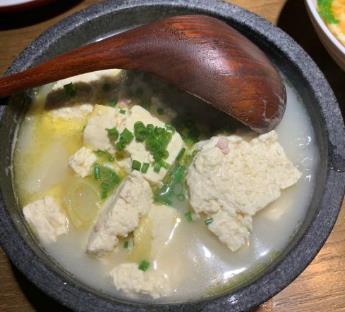 关东小磨东北菜豆腐