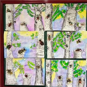 萤火虫文化艺术中心绘画课程