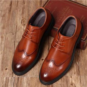 德尼尔森皮鞋商务