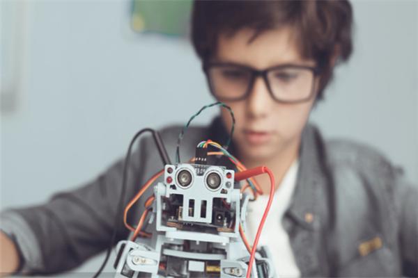 星光机器人教育操作