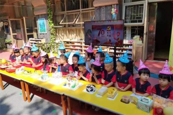 帝景苑幼儿园学习