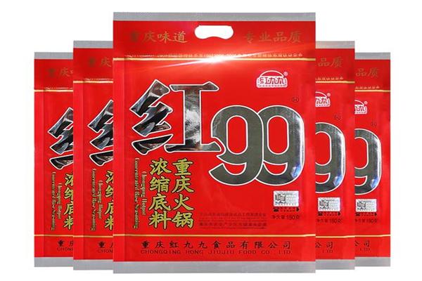 红99火锅底料美味