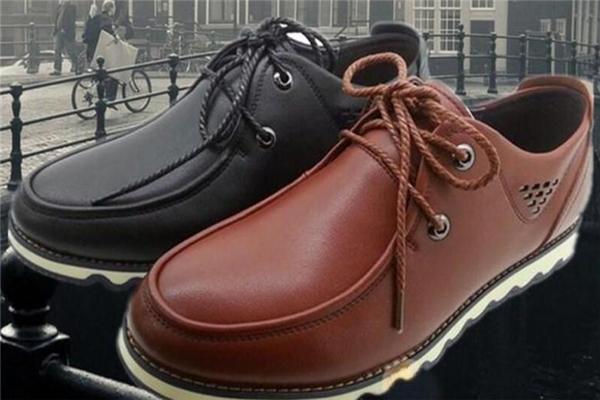 德尼尔森皮鞋皮质好