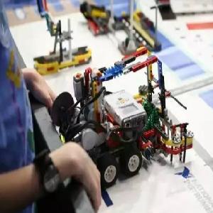 图灵机器人积木