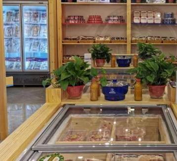 食辣玩家成都火鍋食材超市冰柜
