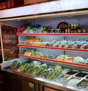 昔食記火鍋食材超市蔬菜