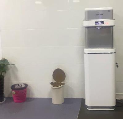 安吉尔商用净水器一台