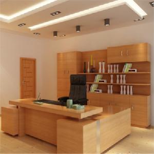 长江办公家具-暖黄色