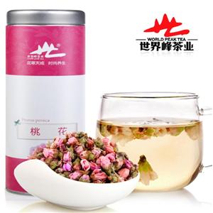 世界峰茶业桃花茶
