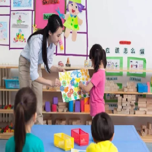 师范幼儿园教室