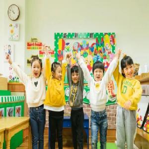 师范幼儿园环境